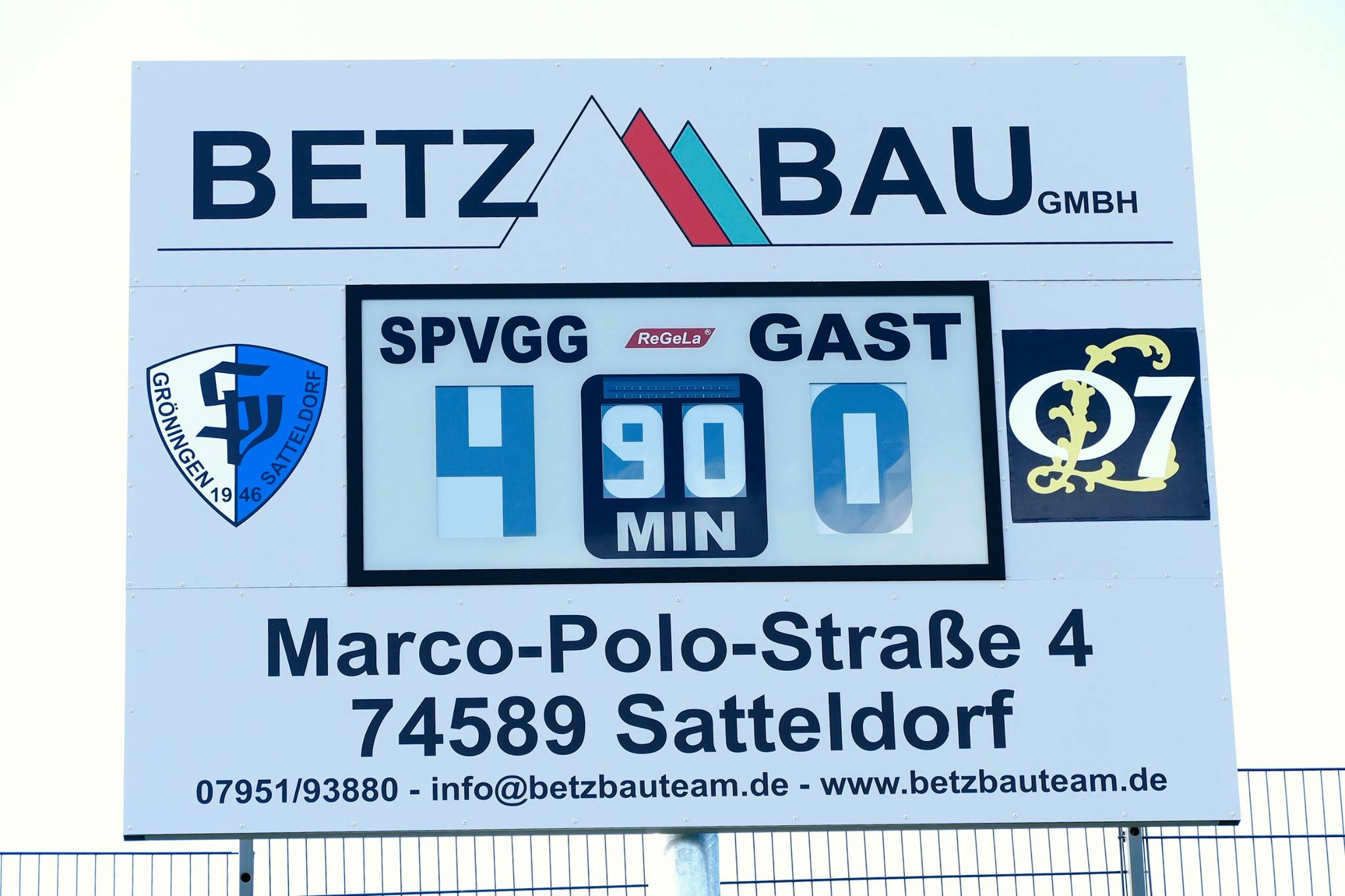 SpVgg Satteldorf-Ludwigsburg